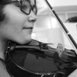 Violinista por la Paz del CEIP Andrés Manjón de Ceuta