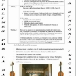 Violines por la Paz en la Semana Cultural del CEIP Jardín de Arena
