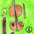 Violín por la Paz del CEIP Prícipe Felipe de Ceuta