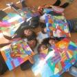 Violines por la Paz del CEIP La Paz de Plasencia
