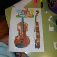Violines por los Derechos Humanos en el CEIP Miguel de Unamuno de Madrid