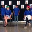 Violines por la Paz en la Escola Milà i Fontanals de Barcelona
