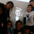 Violín por la Paz de alumnas y alumnos del CEIP La Paz de Plasencia